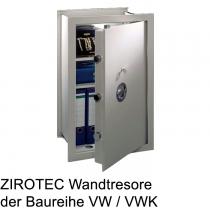 ZIROTEC-Wandtresore